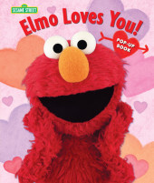 Elmo Loves You!: The Pop-Up Cover