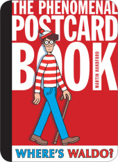 Where's Waldo? The Phenomenal Postcard Book Cover