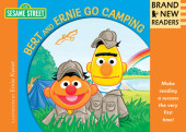 Bert and Ernie Go Camping Cover