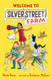 Welcome to Silver Street Farm Cover