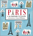 Paris: A 3D Keepsake Cityscape