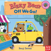 Bizzy Bear: Off We Go! Cover