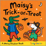 Maisy's Trick-or-Treat Sticker Book