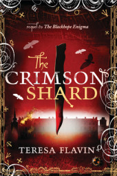 The Crimson Shard Cover