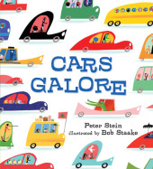 Cars Galore Cover