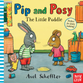 Pip and Posy: The Little Puddle Cover