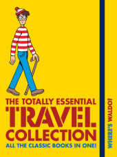 Where's Waldo? The Totally Essential Travel Collection Cover
