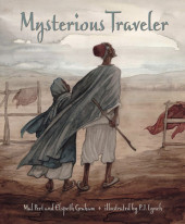 Mysterious Traveler Cover