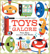 Toys Galore Cover