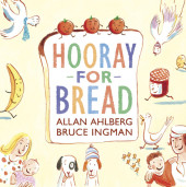 Hooray for Bread Cover