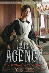 The Agency 3: The Traitor in the Tunnel Cover