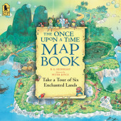 The Once Upon a Time Map Book Big Book Cover