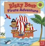 Bizzy Bear: Pirate Adventure