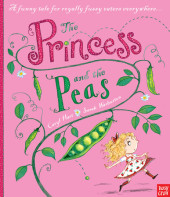 The Princess and the Peas Cover
