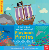 Playbook Pirates Cover