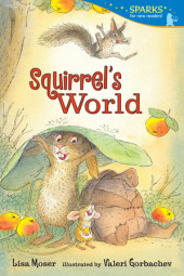 Squirrel's World Cover