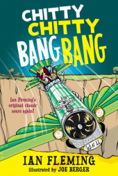 Chitty Chitty Bang Bang: The Magical Car Cover