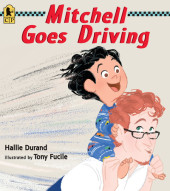 Mitchell Goes Driving Cover