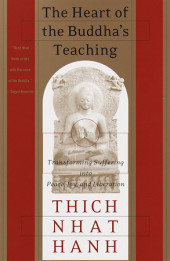 Heart of Buddha's Teaching Cover