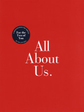 All About Us Cover