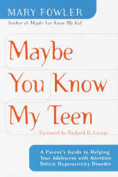 Maybe You Know My Teen Cover