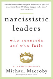 Narcissistic Leaders Cover