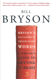 Bryson's Dictionary of Troublesome Words Cover