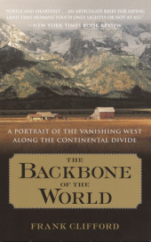 The Backbone of the World Cover