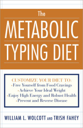 The Metabolic Typing Diet Cover