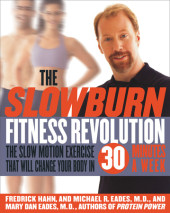 The Slow Burn Fitness Revolution Cover