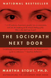 The Sociopath Next Door Cover