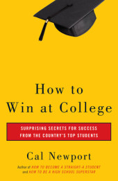 How to Win at College Cover