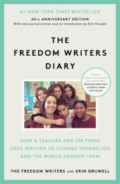 The Freedom Writers Diary Cover