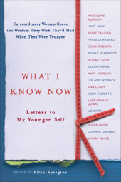 What I Know Now Cover