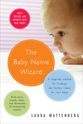 The Baby Name Wizard Cover