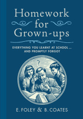 Homework for Grown-ups Cover