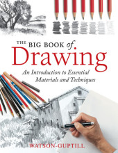 The Big Book of Drawing Cover