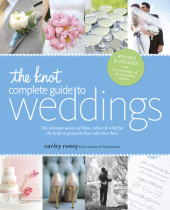 The Knot Complete Guide to Weddings Cover