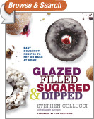 Glazed, Filled, Sugared & Dipped