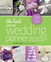 The Knot Ultimate Wedding Planner [Revised Edition] Cover