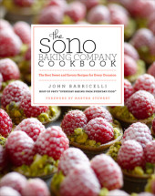 The SoNo Baking Company Cookbook Cover