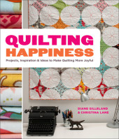Quilting Happiness Cover