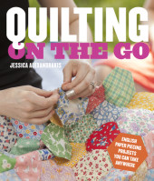 Quilting on the Go Cover