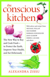 The Conscious Kitchen Cover