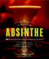 A Taste for Absinthe Cover