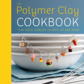 The Polymer Clay Cookbook Cover