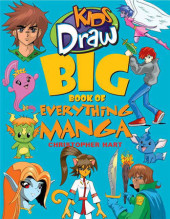 Kids Draw Big Book of Everything Manga Cover