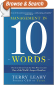 Management in Ten Words