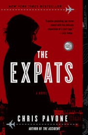 'The Expats' Author Chris Pavone on Stalking: Real Life and Fiction