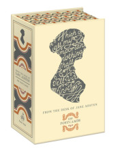 From the Desk of Jane Austen Cover